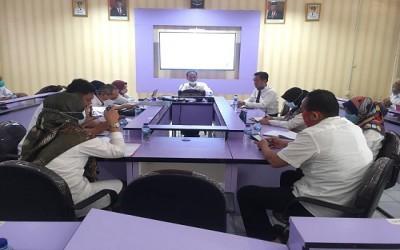 Rapat Kordinasi Persiapan Uji Kompetensi Keahlian
